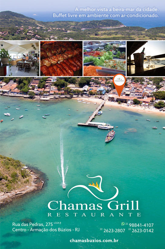 Chamas Grill